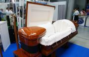A HEARSE WORTH A MILLION, AIR-CONDITIONED COFFIN AND HAND MADE URNS