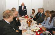 Polskie odlewnictwo na Międzynarodowym Salonie Przemysłu Obronnego