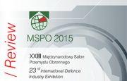"Już jest ""Raport MSPO 2015"""