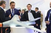 President of Poland, Mr Andrzej Duda is visiting MSPO