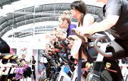 Setki fanów kulturystyki, sportów walki i fitness przyjechało do Kielc