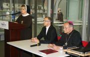 Spotkanie z Biskupem Janochą