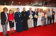 DIGNITARIES OF THE AUTOCEPHALOUS ORTHODOX CHURCH IN POLAND HAVE MADE A TOUR OVER THE SACROEXPO