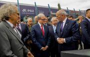 Ważna decyzja szefa MON podczas MSPO 2016
