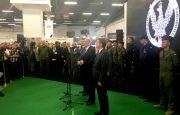 Minister Obrony Narodowej spotkał się z dziennikarzami
