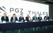 AT KIELCE'S MSPO PGZ AND THALES ANNOUNCE - THE COMPANIES WILL WORK TOGETHER TO MANUFACTURE CUTTING-EDGE INDUCTION MISSILES IN POLAND