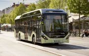 Autobusy VOLVO na TRANSEXPO 2016