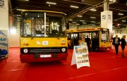 THE LAUNCH OF THE VINTAGE BUSES EXHIBITION HELD WITHIN THE SCOPE OF TRANSEXPO