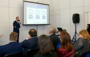 THE HORIZON 2020 PROGRAMME DISCUSSED AT THE INNO-TECH EXPO