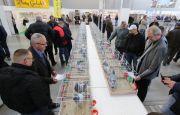 Gołębie pocztowe, rasowe oraz ogromna ilość królików w Targach Kielce