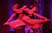 58 CONTESTANTS AT THE AMATEUR POLE DANCE COMPETITION