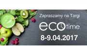 ECOTIME EXPO RESCHEDULED