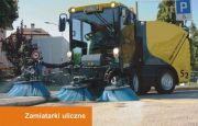 The S2 Urban Sweeper - one of the EKOTECH attractions