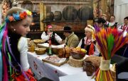 "STAGE VERSION OF THE ""BORYNA'S WEDDING"" AT TARGI KIELCE'S 2017'S AGROTRAVEL"