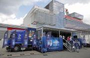 """""""Euro Truck"""" promujący jedno znajważniejszych wydarzeń sportowych ostatnich lat"""