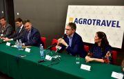O turystyce uzdrowiskowej i agroturystyce na konferencji w Targach Kielce