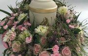 Warsztaty florystyki żałobnej podczas NECROEXPO 2017