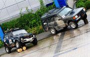 Wystawa aut terenowych na Dub IT! Tuning Festiwal