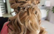 Pokazy fryzjerskie i makijażowe na targach Venus i Modnym Ślubie