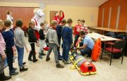 LIFEGUARDS RUN WORKSHOPS FOR KIDS