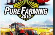 THE LATEST VERSION OF PURE FARMING 2018 - PREMIÈRE PRESENTATION AT THE AGROTECH EXPO