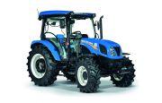 Agrotech z premierami  -  New Holland T4S  wyznacza nowe standardy