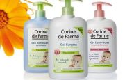 BABY-CARE COSMETICS FROM FRANCE