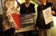 Najstarszy paralotniarz świata ustanowił kolejny Rekord Guinnessa! Będzie gościem Paragiełdy w Targach Kielce