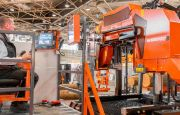 WOOD-MIZER - SPECIAL MISSION MACHINES  SHOWCASED IN TARGI KIELCE
