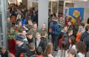 TARGI KIELCE IS THE RIGHT PLACE TO MAKE YOUR FUTURE PLANS. THE SCHOOLS AND HIGHER EDUCATION INSTITUTIONS FAIR HAS COMMENCED