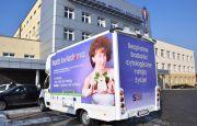 Przystanek dla zdrowia w Targach Kielce – wykonaj bezpłatne badanie w cytobusie