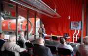 O bezpieczeństwie na budowie w Targach Kielce