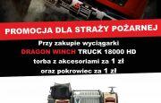 DRAGON WINCH  na Kielce IFRE-EXPO