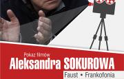 Bezpłatny pokaz filmów Aleksandra Sokurowa laureata medalu Per Artem ad Deum