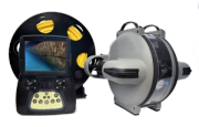THE UNDERWATER ROBOT SHOWCASED AT THE IFRE-EXPO