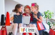 FASHION FOR KIDS - THE INTERNATIONAL-STYLE BEGINNING OF SUMMER IN KIELCE