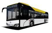 Premiera Solarisa Urbino 12 LE lite hybrid i Urbino w nowym designie na TRANSEXPO