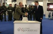 Ważne umowy na targach MSPO 2018 z udziałem Ministra Mariusza Błaszczaka