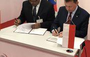 Minister Błaszczak podpisał porozumienie z Etiopią podczas targów MSPO 2018
