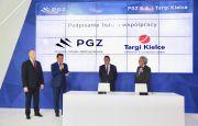 PGZ i Targi Kielce - list intencyjny o współpracy na kolejne 3 lata podpisany