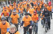 Wielka Parada Rowerowa na targach Kielce Bike-Expo
