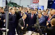 Prezydent Andrzej Duda chwali Targi MSPO
