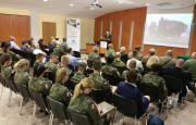 Konferencja zorganizowana przez Biuro do Spraw Proobronnych MON podczas MSPO 2018
