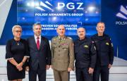 System SRN dla Marynarki Wojennej - umowa podpisana w Targach Kielce