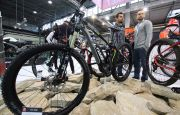 Konferencja triathlonowa TRI BIKE EXPO podczas targów rowerowych
