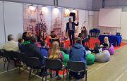 Szkolenia dla sprzedawców  podczas targów Lwów Bike Expo