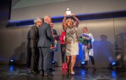 THE MICHELANGELO LAURELS PRESENTED AT THE GALA AWARDING CEREMONY OF THE FUTURE OF EDUCATION CONGRESS