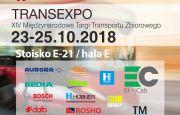 EL-CAB zaprasza na Targi TRANSEXPO 2018