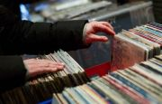 THE VINYL AND CD EXCHANGE AT TARGI KIELCE