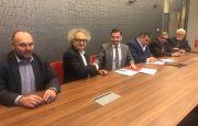 Stowarzyszenie Polska Izba Pogrzebowa oraz Targi Kielce podpisały list intencyjny w sprawie NECROEXPO